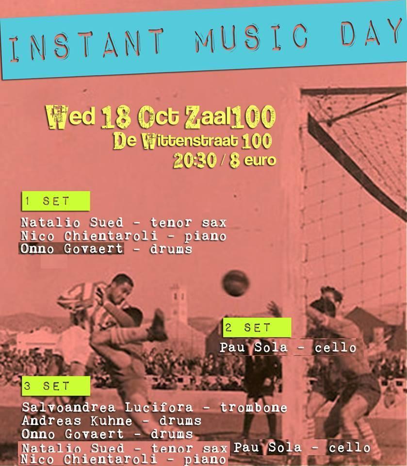 5795m-17-10-18 Amsterdam InstantMusicDay
